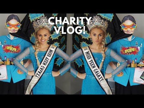 Weekly Vlog - Charity events & Get Ready with me