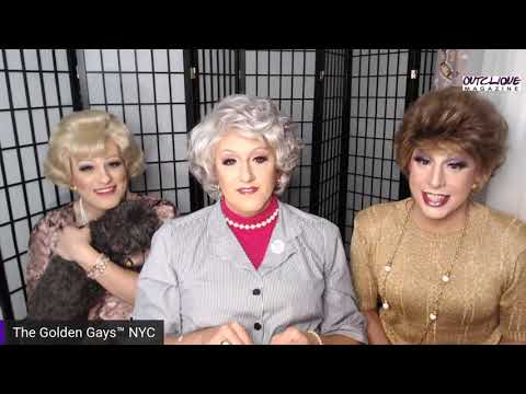 The Golden Gays NYC