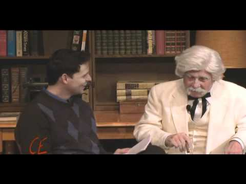 Cincy Entertainment Interviews Mark Twain