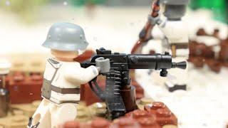 Lego WW2 Winter war 1939: Soviets invaded Finland (part 2)