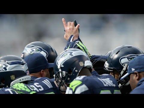 Seattle Seahawks 2017 - 2018 Pump Up
