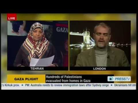 Ken O'Keefe on Press TV's 'The Debate - Palestine - Feb. 22, 2015