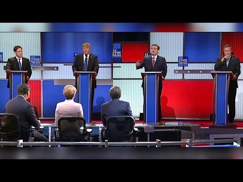 Part 5 of the Fox News GOP presidential debate in Detroit