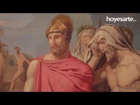 Ingres, retrospectiva en el Museo del prado