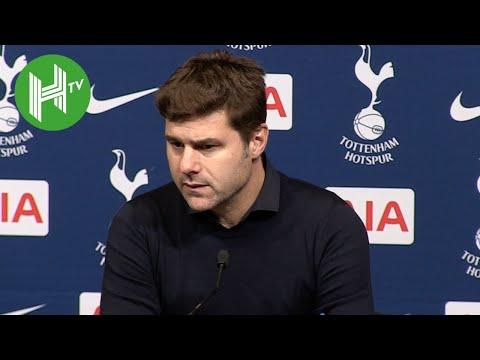 Tottenham 0-1 Man Utd: Mauricio Pochettino: Harry Kane has injured ankle again Mp3
