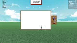 Let's Play Roblox #005 Draw It! (Made by stickmasterluke)