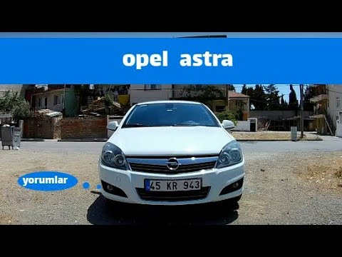 Opel Astra H Test Inceleme