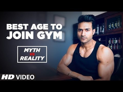 Best Age to Join the GYM Myth Vs Reality || Guru Mann Tips For Healthy Life