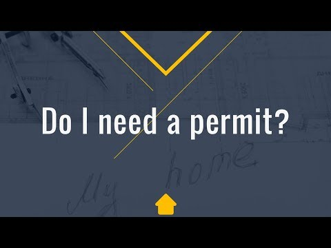Do I Need A Permit For My Home Improvement Project?