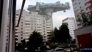 Митинг в Москве, НЛО, брянск, коты, / Видео