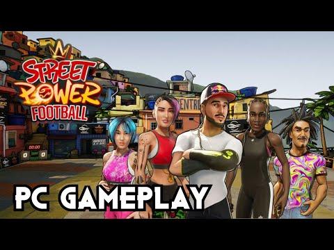 Street Power Football Gameplay PC 1080p |