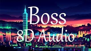 Lil Pump - Boss (8D AUDIO)