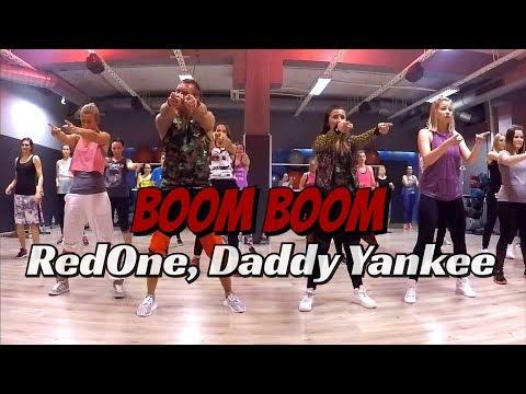 BOOM BOOM – RedOne, Daddy Yankee | Stefan Jakóbczyk & Kasia Gnich – Zumba choreography