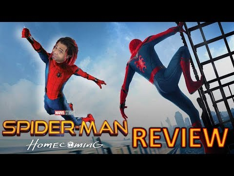 SPIDER-MAN: HOMECOMING REVIEW (A great Marvel movie... NOT the best Spidey movie) (NO-SPOILERS)