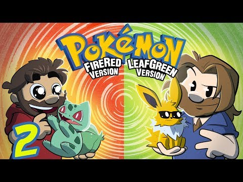 Pokmon Fire Red and Leaf Green Let's Play #2 - Weetle