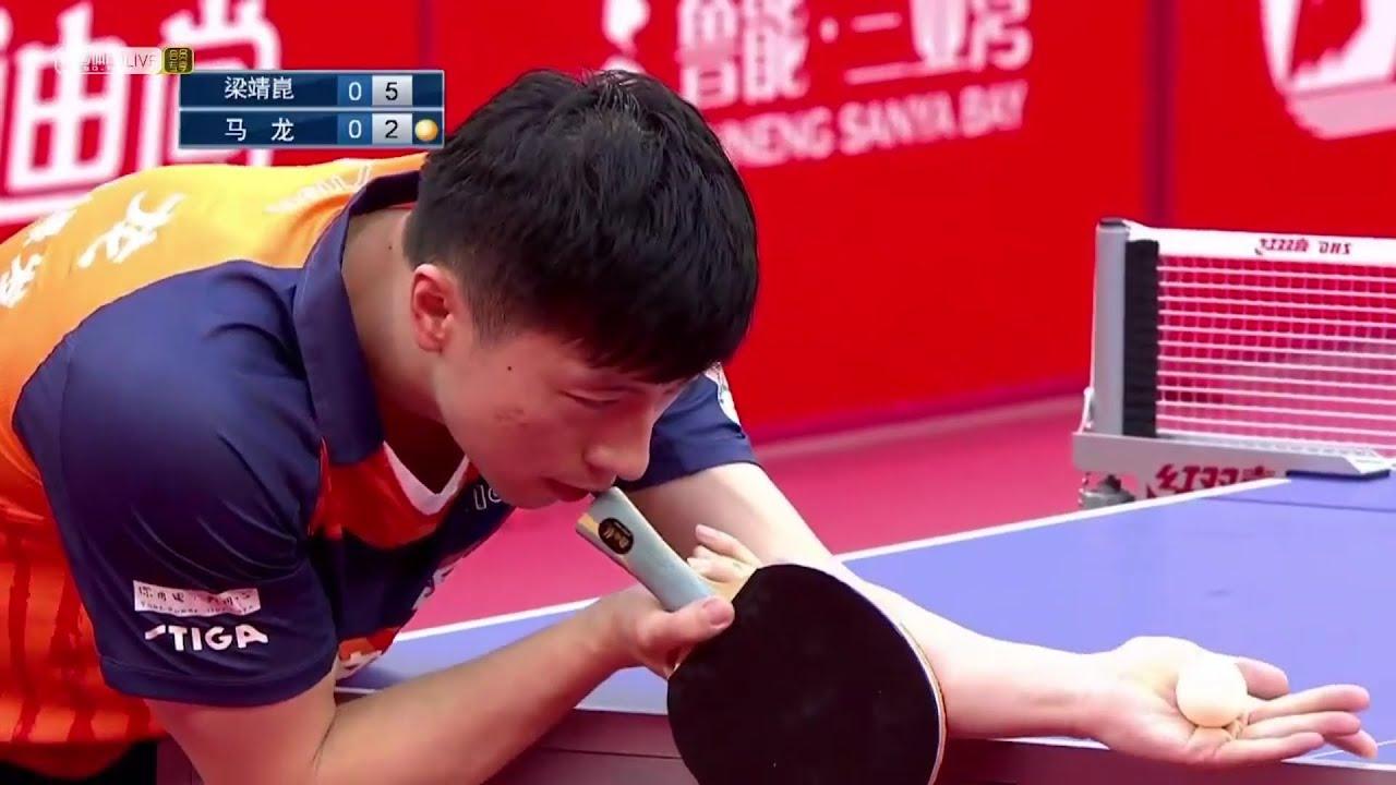 Download Ma Long vs Liang Jingkun | 2021 China Super League