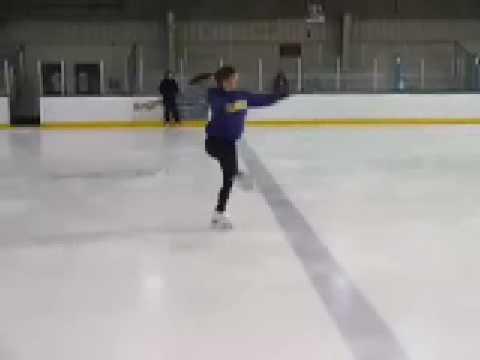 skating spins for physics