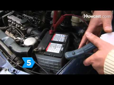 How to Use a Portable Car Battery Charger