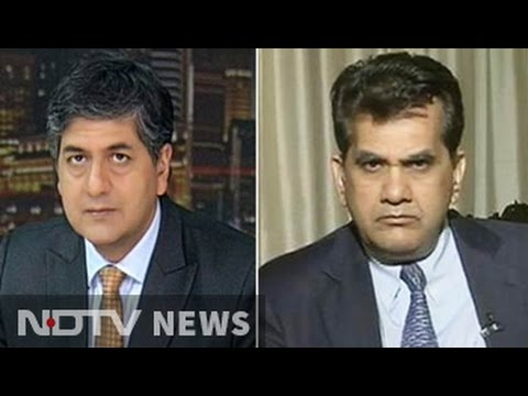 'BHIM' Will Make Cashless Payments Secure: NITI Aayog's Amitabh Kant