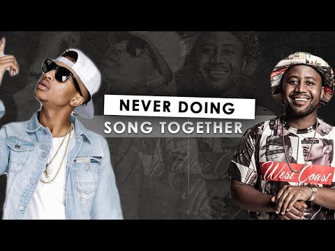 Emtee says he is never doing a song with Cassper Nyovest. || Tusko_D Vlogs