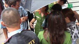 VTC14 | Vụ nữ đại gia mất 245 tỷ: Khám xét ngân hàng Eximbank, bắt 2 nhân viên