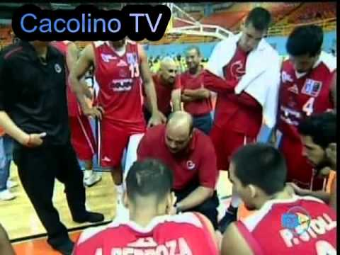 2011 FIBA Americas League: PUR (87) vs. MEX (81) - 1/20/11