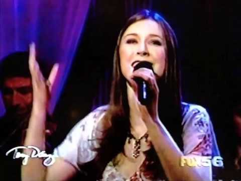 Who Painted the Moon Black?  Hayley Westenra on Tony Danza show, 2004