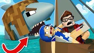 TUBARÃO JVNQ GIGANTE l ROBLOX (SHARK BITE)