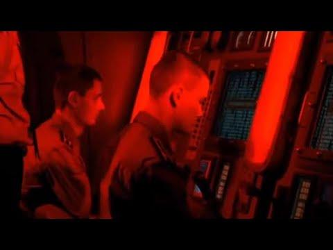Russian submarine attack - Spooks (MI5) - BBC