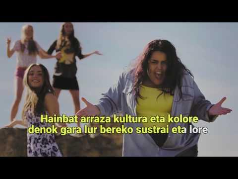 Go!azen: 'Gure Nahia' (karaokea)
