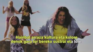Download Go!azen: 'Gure Nahia' (karaokea) Mp3