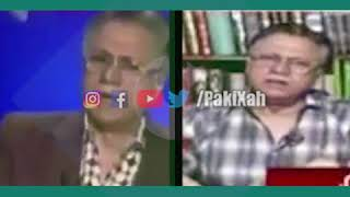 Hassan Nisar on Reham Khan, Then and Now   PakiXah
