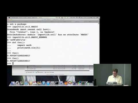 David Beazley - Modules and Packages: Live and Let Die! - PyCon 2015