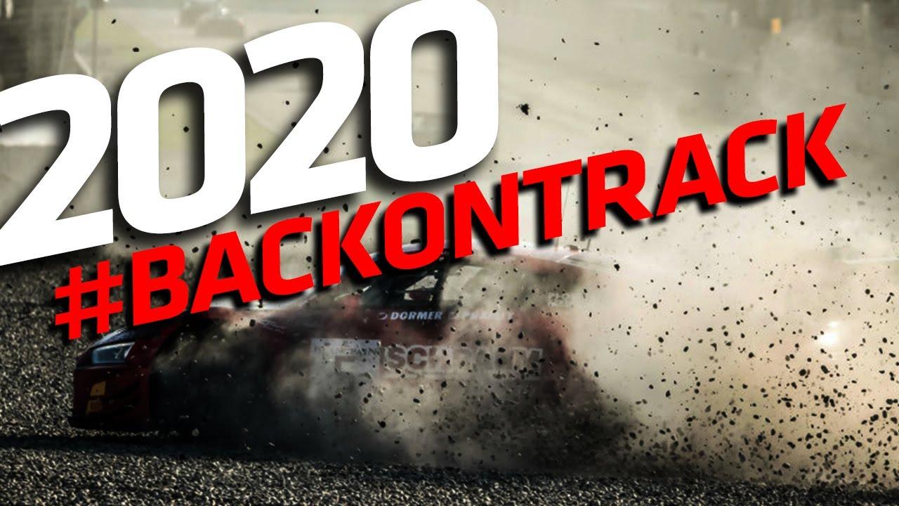 GT World Challenge Europe 2020 CALENDAR #backontrack - Motor Informed
