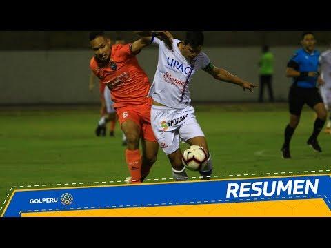Resumen: César Vallejo vs Carlos Mannucci (1-0)