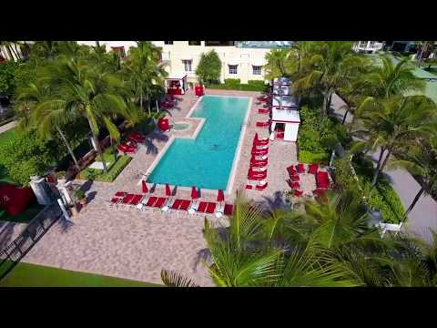 Acqualina Resort & Spa on the Beach, Miami, Florida - Unravel Travel TV