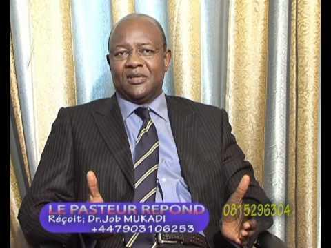 Download Dr. Job Mukadi - Le Pasteur Respond - 2 (2010)