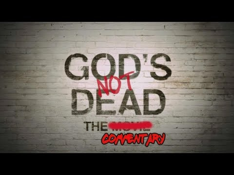 God's Not Dead Commentary Track With Hugo & Jake