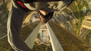 GoPro: Benidorm BASE Jump with Jokke Sommer