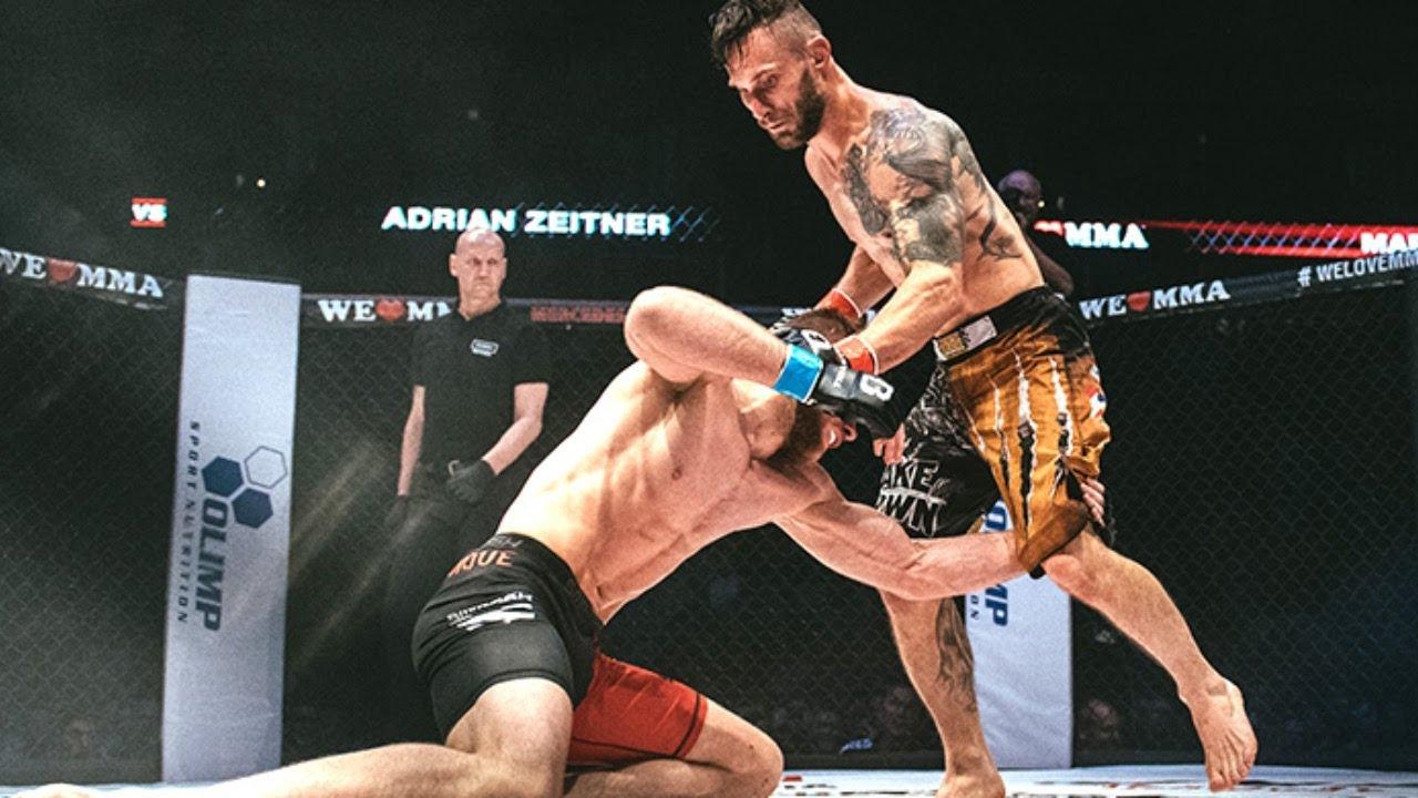 RESPECT FN 1 - Interview w/ Adrian Zeitner: fight24.tv