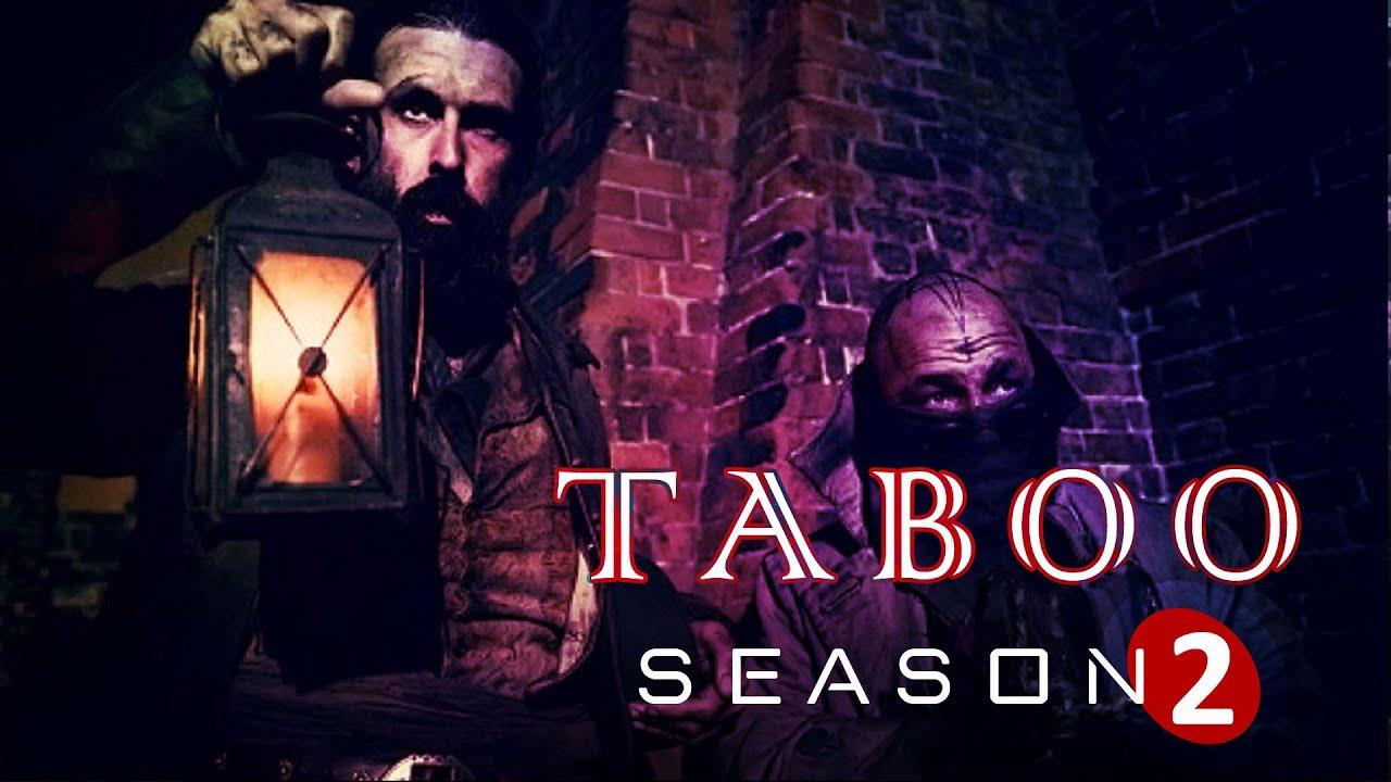 Download Taboo Season 2 : Netflix Release Date, Cast, Plot, Trailer, Reviews & more - Release on Netflix