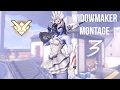 Overwatch - Widowmaker Trickshot Montage 3 (Best And Funny Moments)