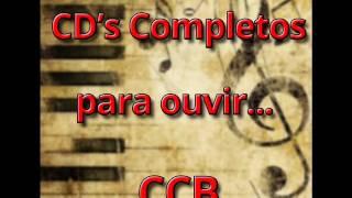 Relíquia de CD - Rogéria de SBC e Maurício Freguesia do Ó SP - CCB