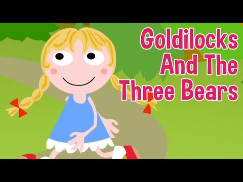 Goldilocks and the Three Bears by Oxbridge Baby