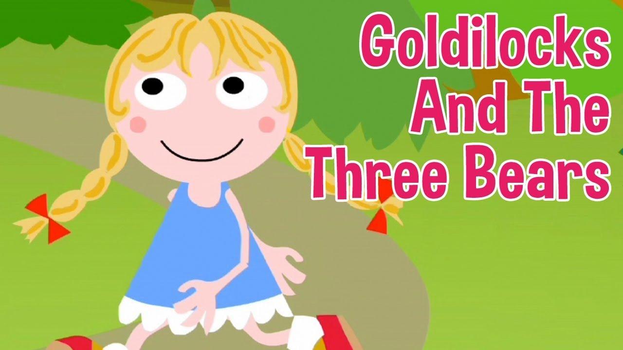 Goldilocks and the Three Bears by Oxbridge Baby - YouTube