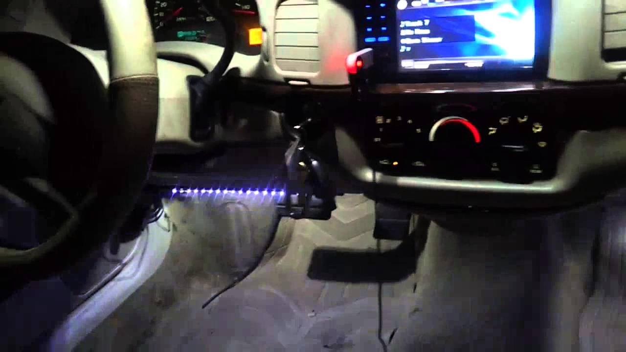 2004 Chevy Impala Interior Lights