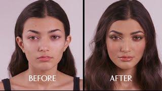 How to create The Golden Goddess Makeup  Charlotte Tilbury