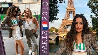 TRAVEL VLOG - 5 DAYS IN PARIS 🇫🇷🍷 SUMMER 2018