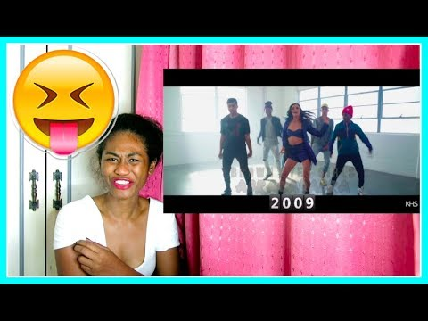 Evolution of K POP!! ftAlyson Stoner & Next Town Down | Reaction