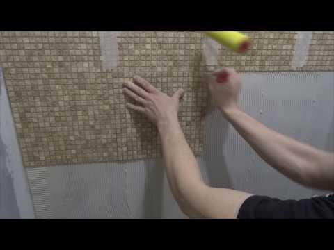 3 Способа укладки мозаики, какой лучше?